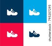sportive shoe four color...