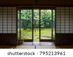 Traditional House Interior In...