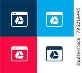 browser four color material and ...