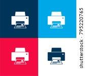 studio printing machine four...
