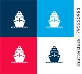 cruise four color material and...