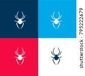 spider arthropod animal...   Shutterstock .eps vector #795222679