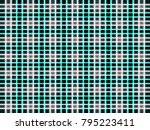 abstract texture   multicolored ... | Shutterstock . vector #795223411