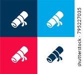 diploma paper roll four color...