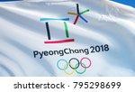 South korea pyeongchang...