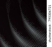 vector illustration in black... | Shutterstock .eps vector #795306721
