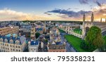 Cambridge Aerial Panorama At...