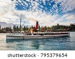 queenstown  new zealand ... | Shutterstock . vector #795379654