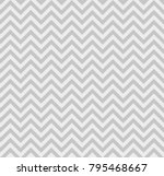 zigzag lines seamless pattern.... | Shutterstock .eps vector #795468667