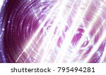 abstract pink background with... | Shutterstock . vector #795494281