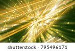 abstract green background.... | Shutterstock . vector #795496171
