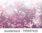 abstract background vector... | Shutterstock .eps vector #795497425