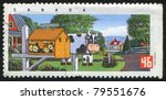 Canada   Circa 2000  Stamp...