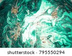 marble abstract background with ... | Shutterstock . vector #795550294