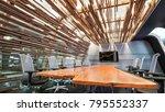 modern meeting room. meeting... | Shutterstock . vector #795552337