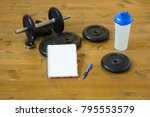 sports background with black... | Shutterstock . vector #795553579