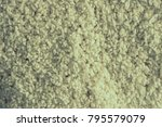 soft white fabric texture | Shutterstock . vector #795579079