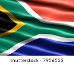 flag of south africa | Shutterstock . vector #7956523