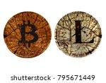 Broken Coins Bitcoin And...