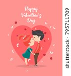 valentines day vector...