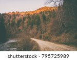 magnificent natural landscapes... | Shutterstock . vector #795725989