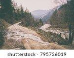 magnificent natural landscapes... | Shutterstock . vector #795726019