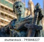 Statue Of Constantine In York ...