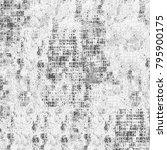 black  grey grunge background | Shutterstock . vector #795900175