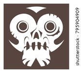 monkey skull 8 eps