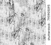 texture grunge monochrome.... | Shutterstock . vector #795905095