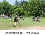 toronto   june 19  battle of... | Shutterstock . vector #79590538
