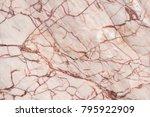 white beige marble texture...   Shutterstock . vector #795922909