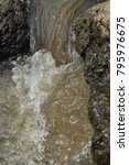 waterfall in java | Shutterstock . vector #795976675