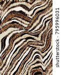 Stock photo leopard and zebra pattern zebra print seamless pattern 795996031