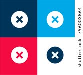 remove button four color...
