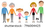 family   sportswear  sports | Shutterstock .eps vector #796004425