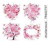 Summer Style   Tree  Frame ...