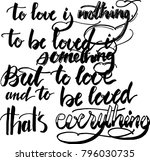 to love that's everything   Shutterstock .eps vector #796030735