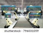 iot industry 4.0 concept.smart...