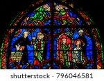 tours  france   august 14  2014 ... | Shutterstock . vector #796046581
