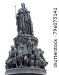 monument to catherine ii   a... | Shutterstock . vector #796075141