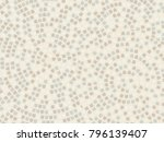 a lot of semi cylindrical... | Shutterstock .eps vector #796139407