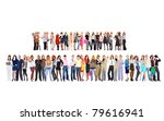 people business perspective | Shutterstock . vector #79616941
