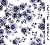 abstract elegance seamless... | Shutterstock .eps vector #796182985