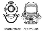 human inventions  ancient... | Shutterstock .eps vector #796293205