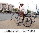 cao lanh  vietnam   2012  the... | Shutterstock . vector #796323361