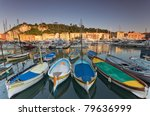 Old Classic Wooden Boats And...