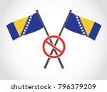 bosnia emblem ban | Shutterstock .eps vector #796379209