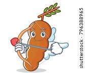 cupid tamarind character...   Shutterstock .eps vector #796388965