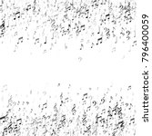 musical event advertising...   Shutterstock .eps vector #796400059